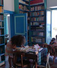 Biblioteca di Stromboli