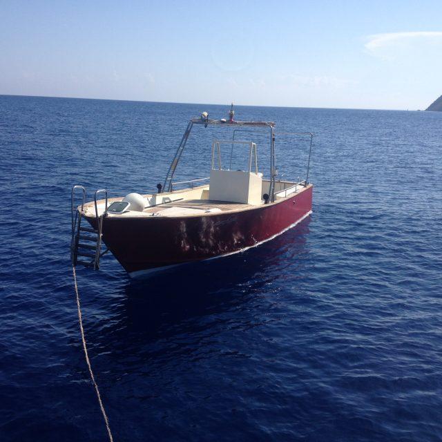Gite in barca a Stromboli – Turbata escursioni